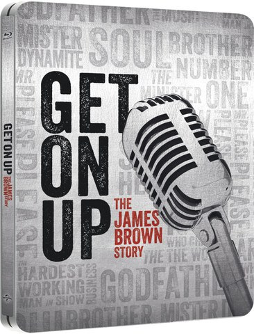 Get On Up - Steelbook de Edición Limitada