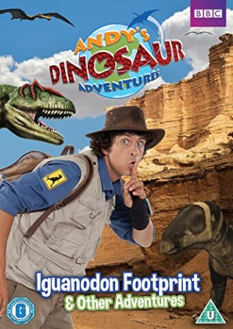 Andy's Dinosaur Adventures: Iguanadon Footprint