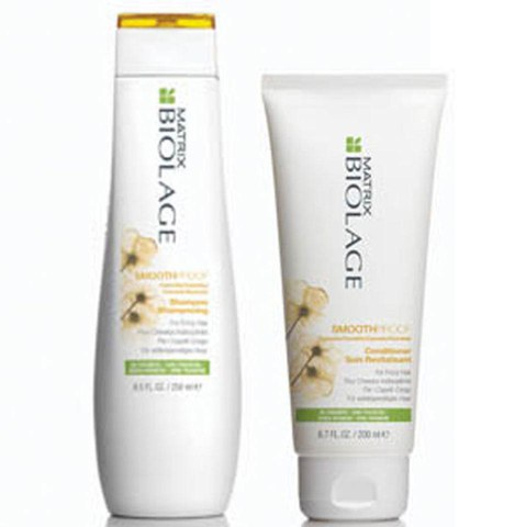 Matrix Biolage SmoothProof Duo Shampoing et Soin Revitalisant