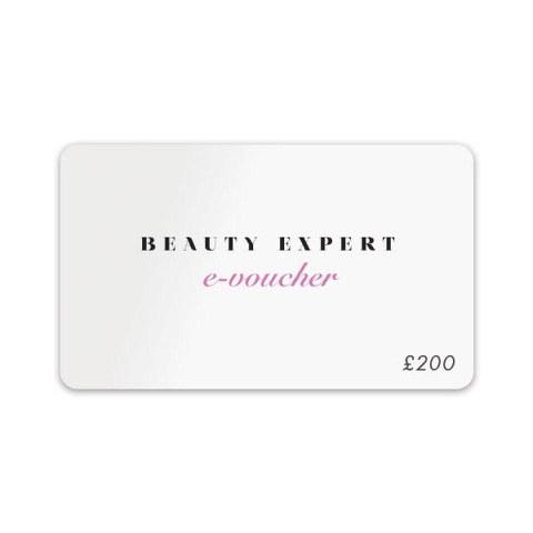 £200 Beauty Expert Gift Voucher