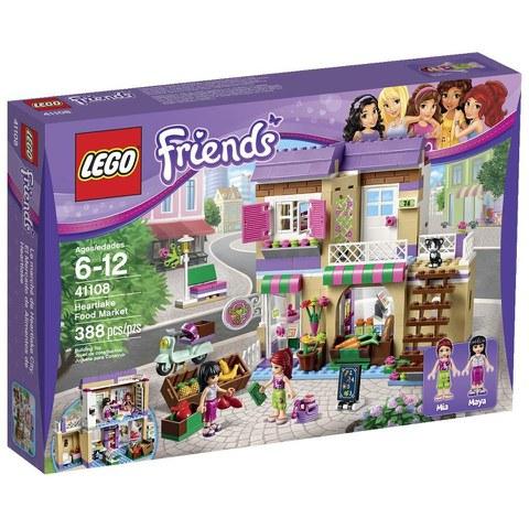 LEGO Friends: Heartlake Food Market (41108)