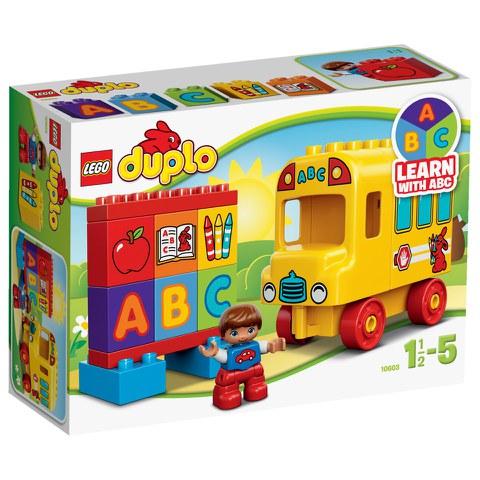 LEGO DUPLO: Mijn Eerste Bus (10603)