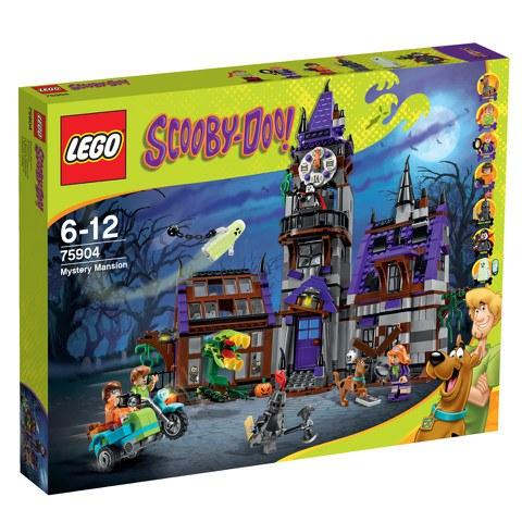 LEGO Scooby-Doo!: Spukschloss (75904)