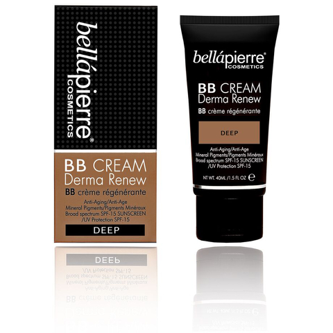Bellápierre Cosmetics BB Cream Derma Renew - Deep