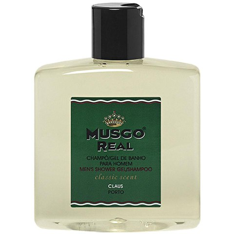 Musgo Real Shower Gel/Shampoo - Classic