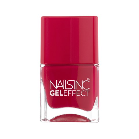 nails inc. Beaufort Street Gel Effect Nail Varnish (14ml)