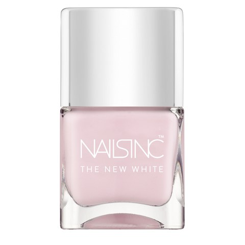 nails inc. Lilly Road The New White Nail Varnish (14ml)