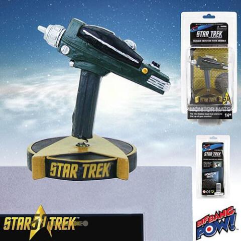 Star Trek TOS Monitor Mate Wackel-Figur Phaser
