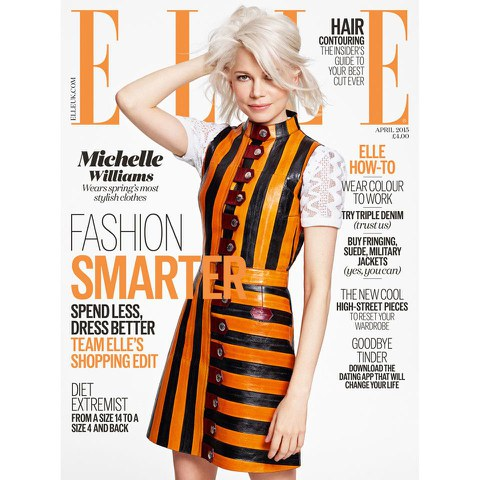 ELLE Magazine - April Issue