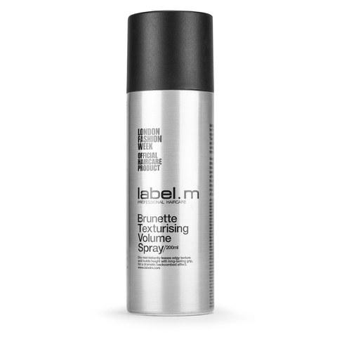 Spray texturizante y voluminizante label.m Brunette (200ml)