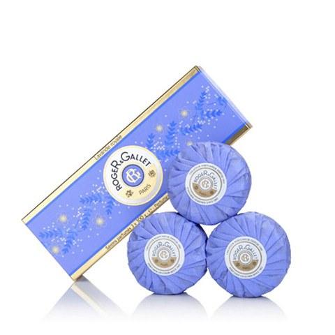 Roger&Gallet Royal Lavender Soap Coffret 3 X 100g