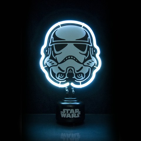 Stormtrooper Star Wars Mini Neon
