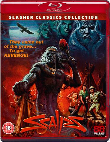 Scalps (Slasher Classics)