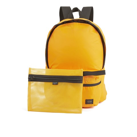 Porter-Yoshida Men's Day Pack Backpack - Yellow
