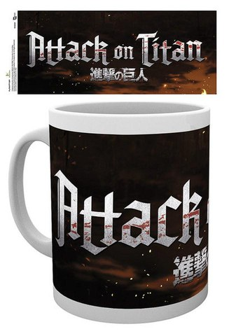 Attack on Titan Logo - Mug