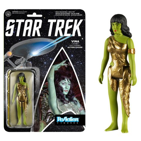 Star Trek ReAction Actionfigur Vina