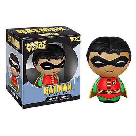 DC Comics Batman Robin Vinyl Sugar Dorbz Series 1 Action Figure