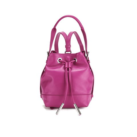 Opening Ceremony Women's Mini Izzy Backpack - Raspberry