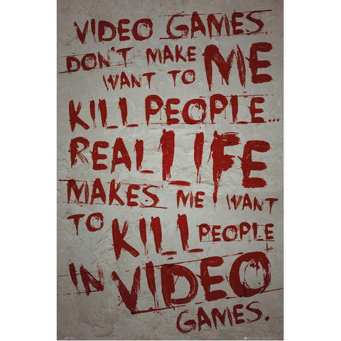 Gaming Video Games - Maxi Poster - 61 x 91.5cm