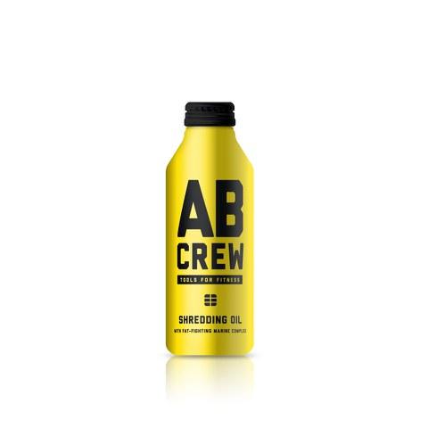 AB CREW Men's Shredding Oil (100ml)