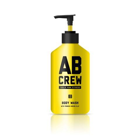 AB CREW Men's Body Wash (480ml)