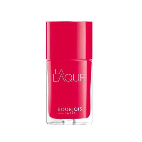 Bourjois La Laque Nail Varnish - Flambant Rose 04 (10ml)