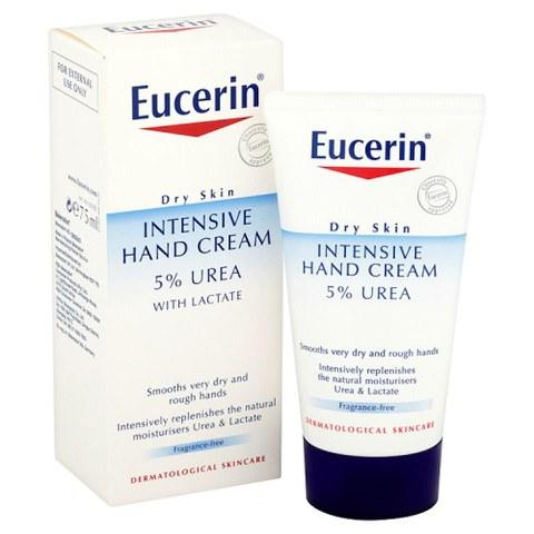 Eucerin® Dry Skin Intensive Hand Cream (75ml)