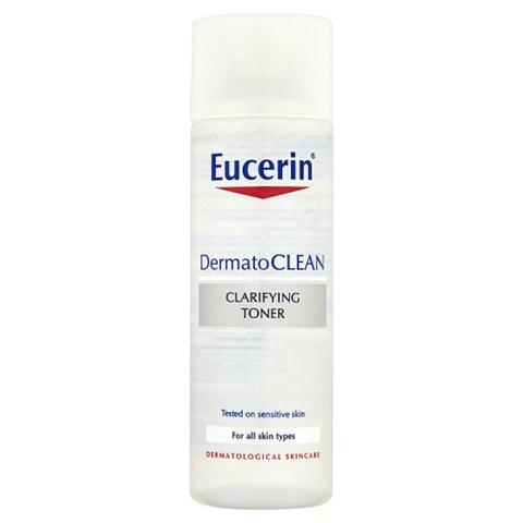 Eucerin® DermatoCLEAN Klärendes Gesichtswasser (200ml)