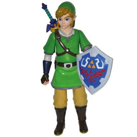 Nintendo The Legend of Zelda Big Link Deluxe Action Figure