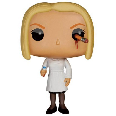 Orphan Black Figura POP! Television Vinyl Rachel Duncan Pencil in Eye Limited