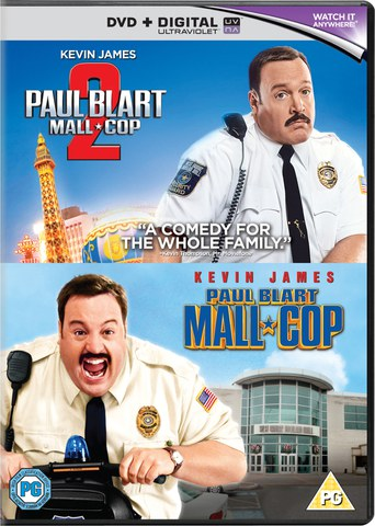 Paul Blart: Mall Cop 1 & 2 (Includes UltraViolet Copy)