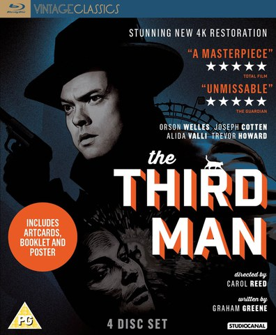 The Third Man: Limited Collector's Edition (Includes DVD Version)