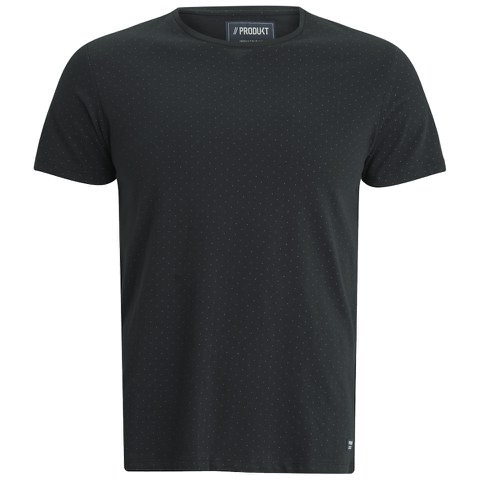 Produkt Men's OEK Dot Crew T-Shirt - Black