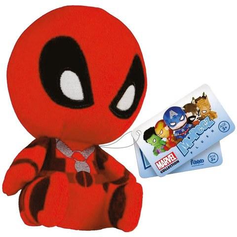 Muñeco de Peluche Mopeez Marvel Deadpool