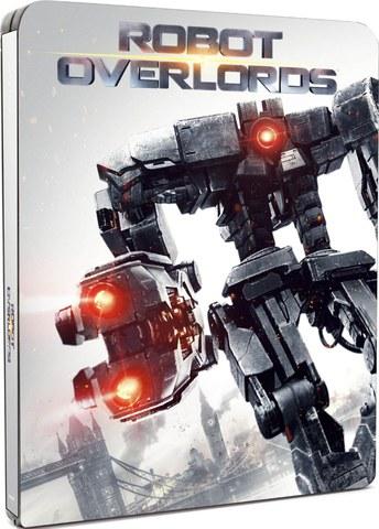 Robot Overlords - Steelbook Exclusivo de Edición Limitada