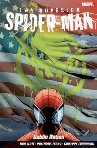 Superior Spider-Man - Volume 6: Goblin Nation Graphic Novel