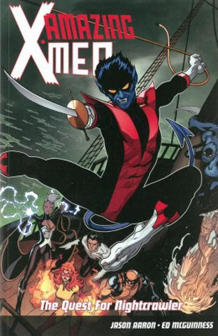 Amazing X-Men- Volume 1: The Quest for Nightcrawler Graphic Novel