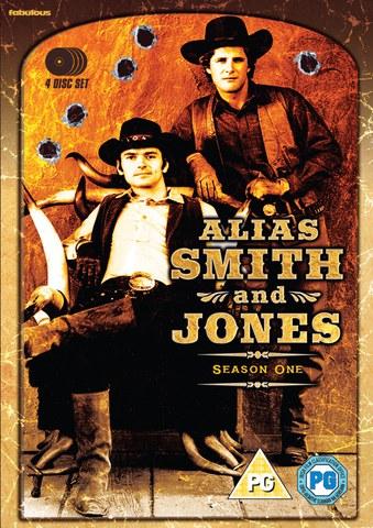 Alias Smith and Jones - Season 1