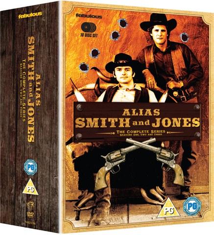 Alias Smith and Jones - Complete Series