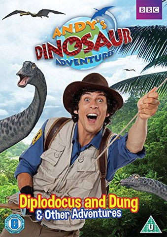 Andy's Dinosaur Adventures: Diplodocus and Dung