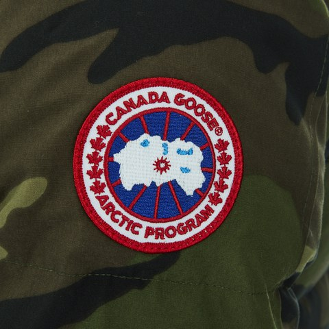 Canada Goose expedition parka outlet store - Canada Goose Men's Macmillan Down Filled Parka Jacket - Camo ...