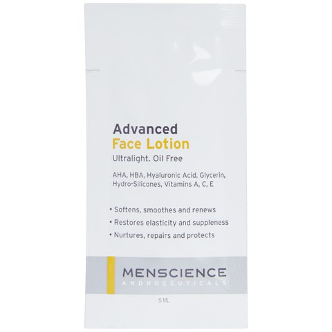 Menscience Sample Advanced Face Lotion (5ml)