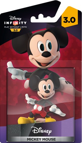 Disney Infinity 3.0: Mickey Mouse Figure
