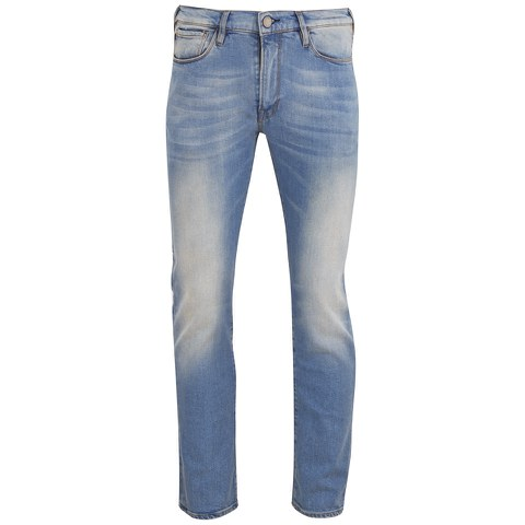 Paul Smith Jeans Men's Slim Fit Jeans - Blue/Black