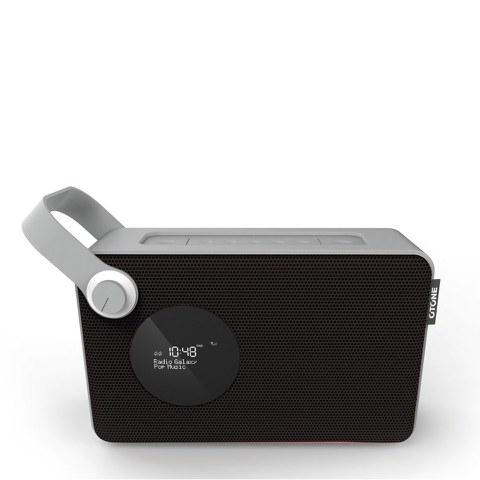 Otone BluMotion Portable Bluetooth DAB Radio - Black