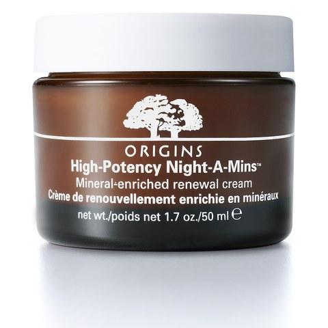 Origins High Potency Night-A-Mins Mineral-Enriched Renewal Cream 50ml