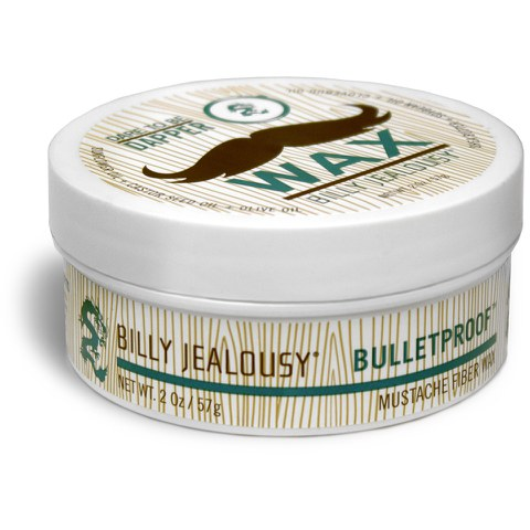 Cera para Bigote Billy Jealousy Bullet Proof (57g)