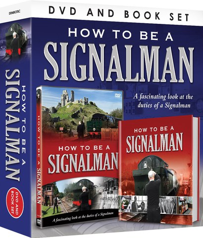 How to be a Signalman - Includes Book
