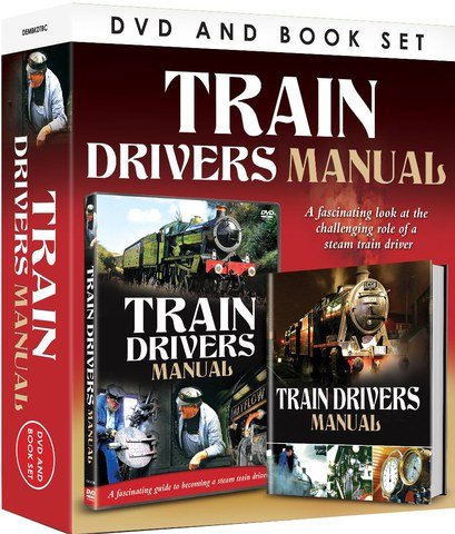 Train Drivers Manual - Includes Book