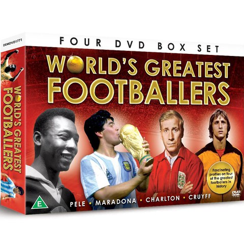Worlds Greatest Footballers